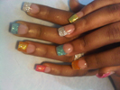 Foto 5 - Eigen werk - Fine Art Nails
